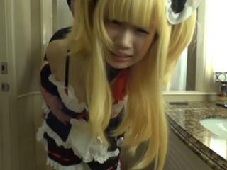 日本角色扮演女孩12高梨�L花