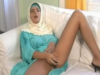 阿拉伯妻子手淫高潮