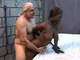 圣诞老人黑人佣人