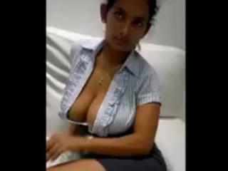 斯里兰卡女孩自慰