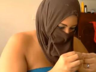 巴基斯坦头巾女孩