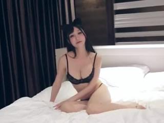 中国模特性感诱惑