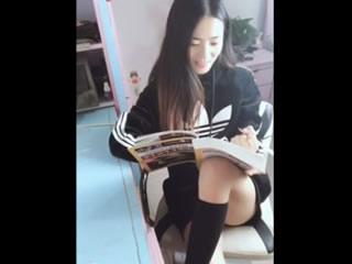 Chinese Girl Miss Deer - Fucks Tutor