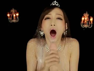 打手槍必備 日本女優假陽具示範打手槍