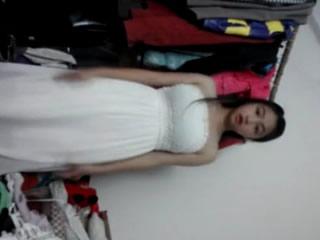 Vietnamese Teen Undress