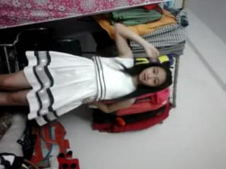 ベトナム ティーン服を脱ぎ 2