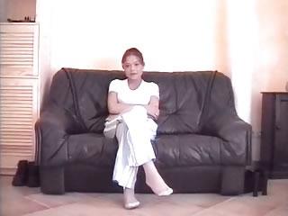 ��洲越南女孩第一角度口交