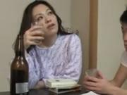 Японский Mom Drink And Fuck