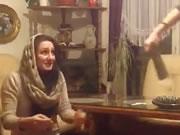 性感波斯尼亞阿拉伯舞蹈