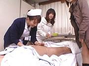 日本護士特別的採精方式