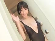 japanisch Spandex Maniax 32 Anna Konno