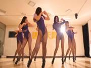 性感絲襪舞蹈