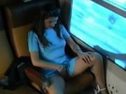 Sabrina Ricci Baise Dans Le Train