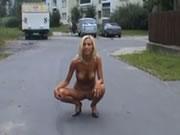 街頭裸體攝影