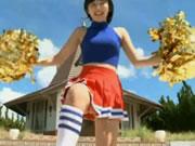 日本美麗啦啦隊少女堀川美加子