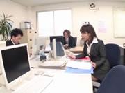 Yui Ayana Fucks Her Bosses