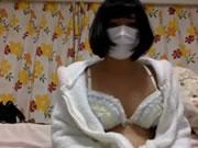 韓國護校帶口罩主播視訊摸奶摳逼