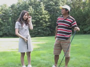 Japanese After The Golf Tournament Blowjobs