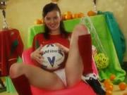 世界盃各國家隊足球美寶貝色大賞 西班牙