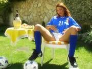 世界盃各國家隊足球美寶貝色大賞 葡萄牙