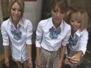 Viaggio segreto di Onsen con Cute studenti