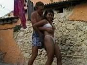 性交匈牙利戶外性交