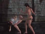 Doa5 Nudemods - Leifang Bottomless Vs Naotora Nude