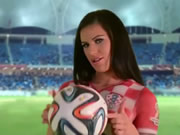 Fifa 2018 Football Soccer Girls Croatia Athina