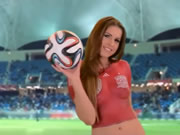 Fifa 2018 Football Soccer Girls Spain Brandy Smile